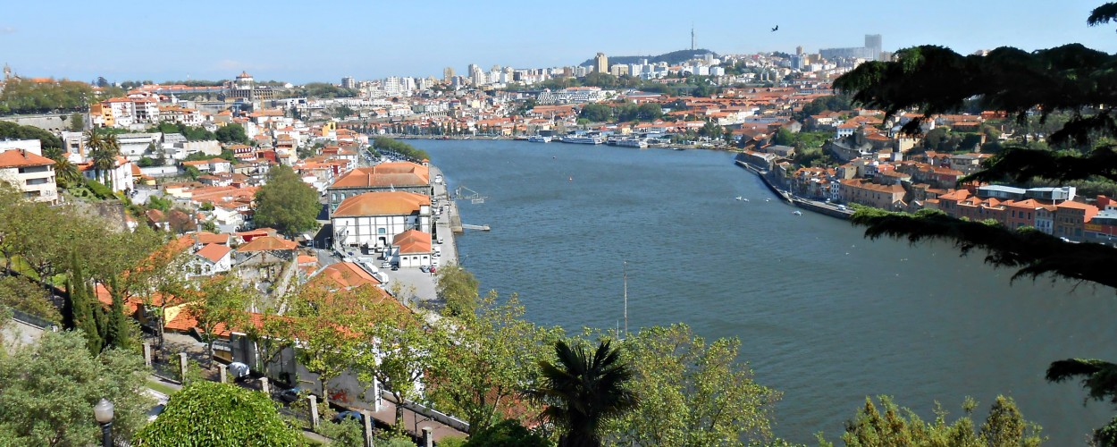 Oporto, una ciudad hermosa y como decidí dar la vuelta al mundo sin tomar aviones