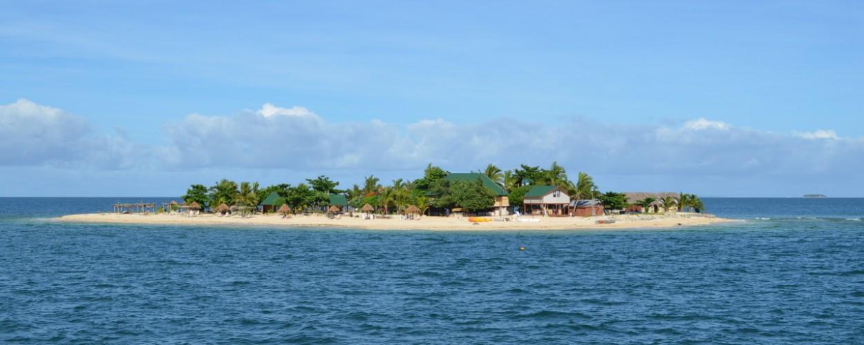 Fiji, de vacaciones en una postal